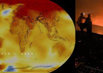 वैज्ञानिक अनुसन्धान : सन २०२० अहिलेसम्मकै तातो वर्ष